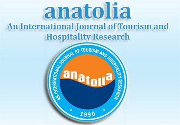 Anatolia: An International Journal of Tourism and Hospitality Research