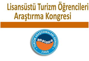 Lisansüstü Turizm Öğrencileri Araştırma Kongresi