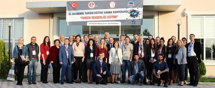 IX. Konferans - Kastamonu, 7-9 Nisan 2016