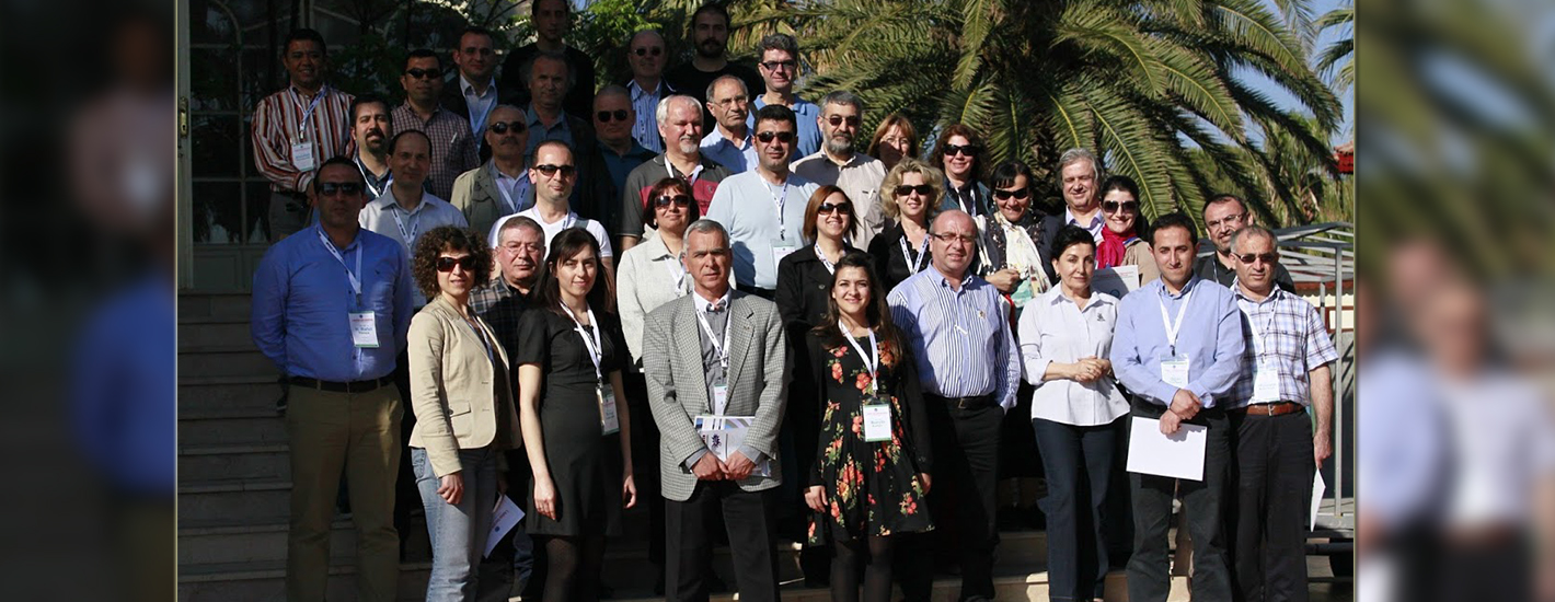V. Konferans - Manavgat, 11-14 Nisan 2013