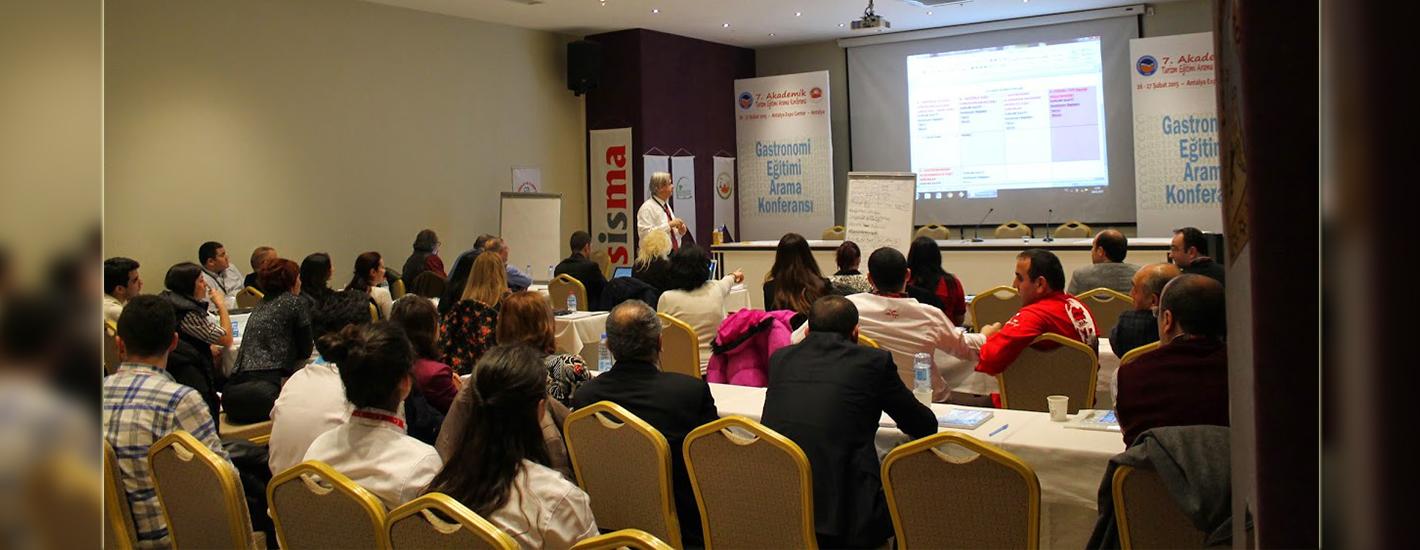 VII. Konferans - Antalya, 25-28 Şubat 2015