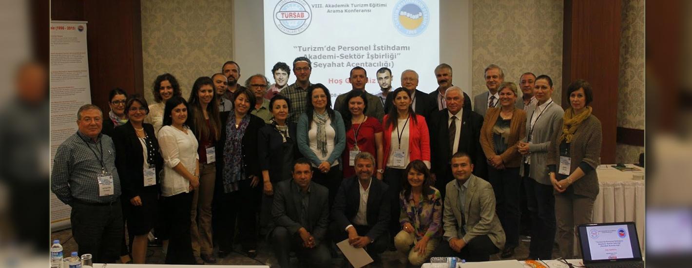 VIII. Konferans - Ankara, 8-9 Mayıs 2015