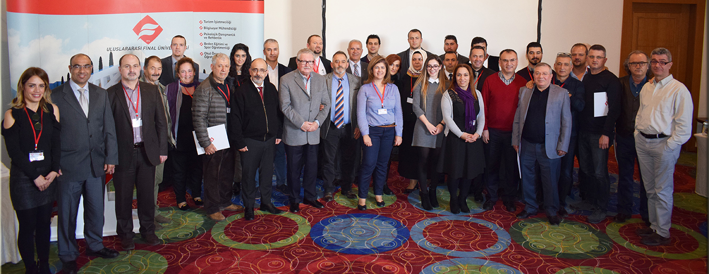 XII. Konferans - Girne, 24-25 Ocak 2017