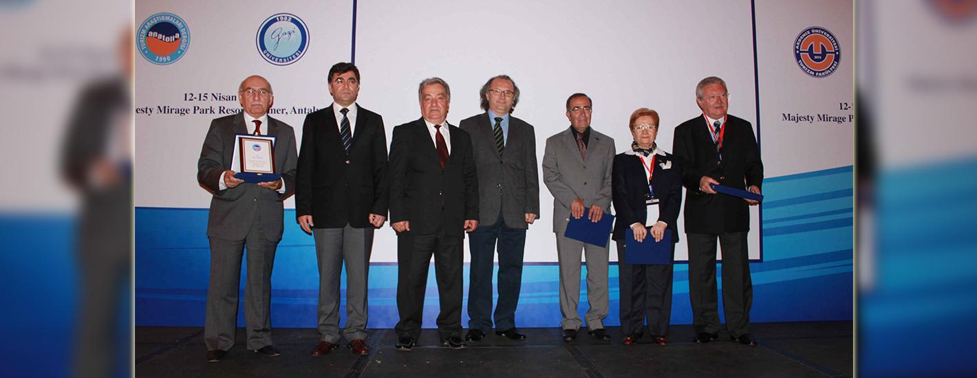 2012 Yılı Ödülleri