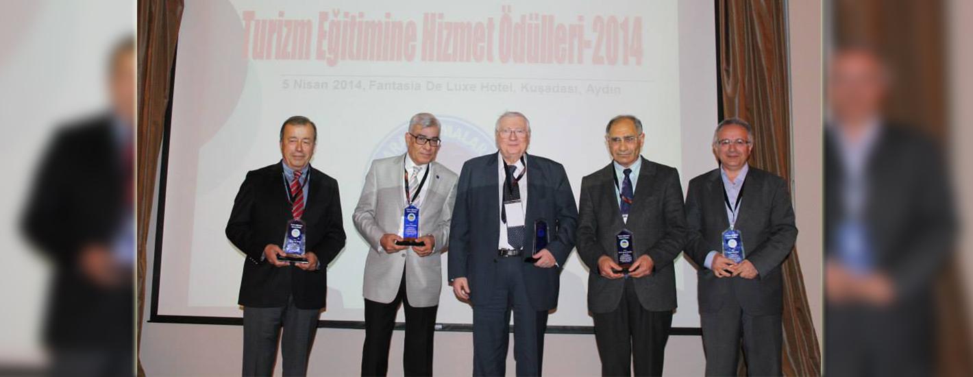 2014 Yılı Ödülleri