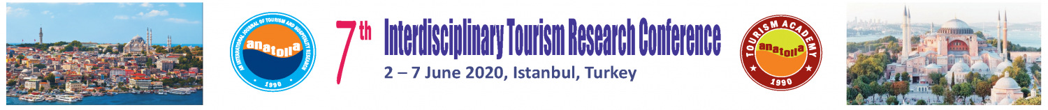 7th Interdisciplinary Tourism Research Conference