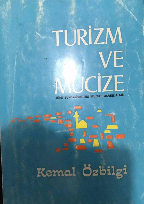 Turizm ve Mucize Kitap Kapağı