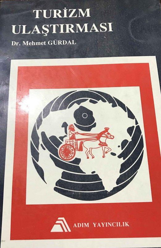 Turizm Ulaştırması Kitap Kapağı