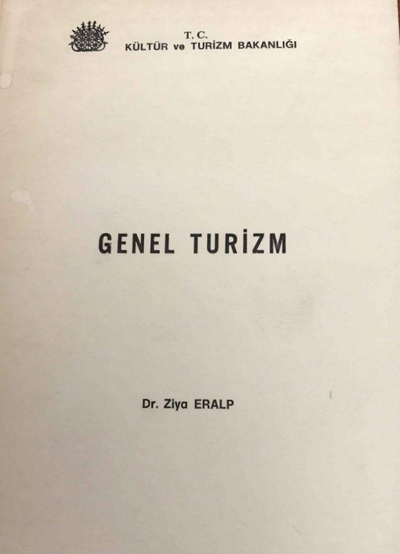 Genel Turizm Kitap Kapağı