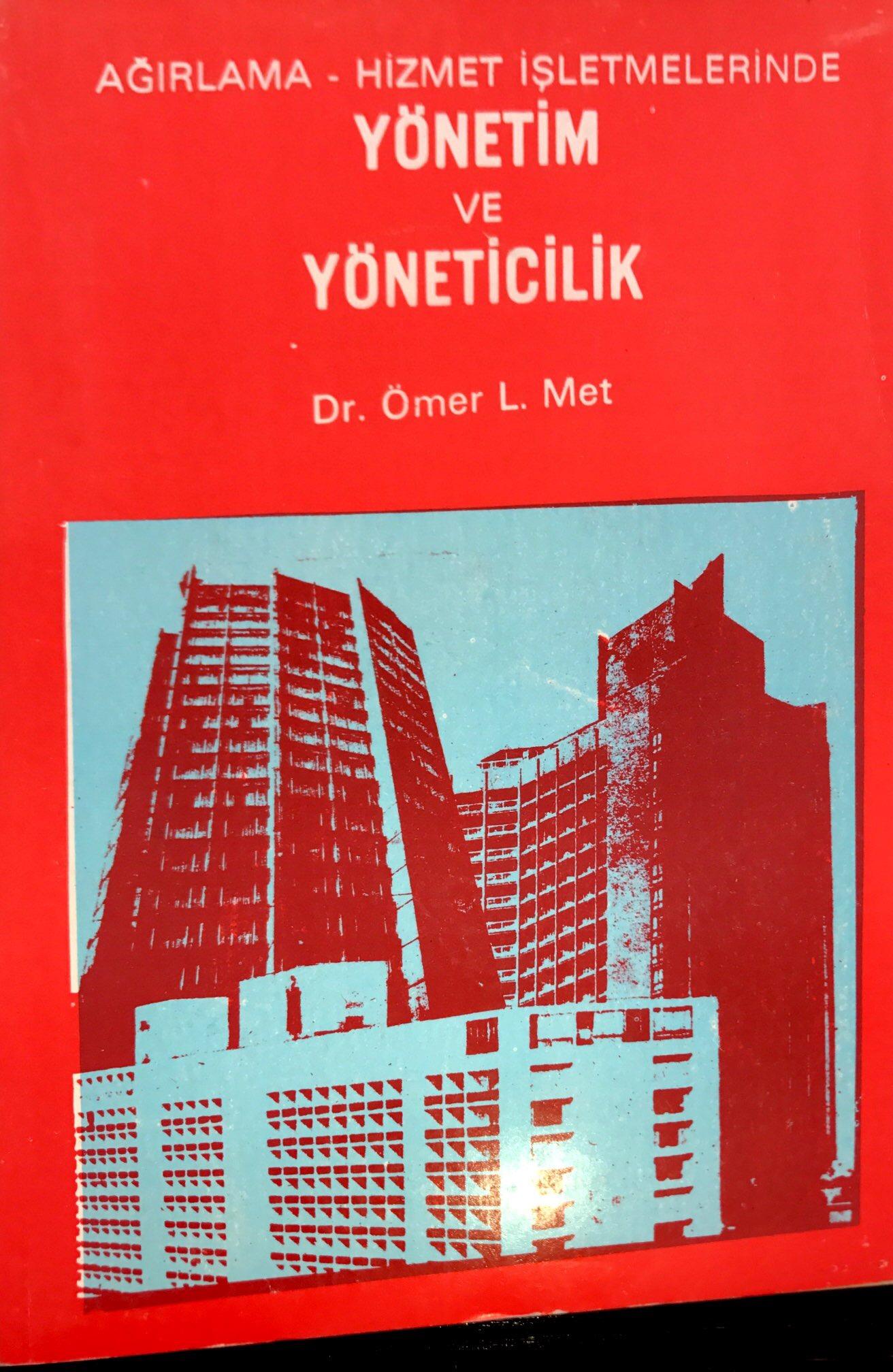 Ağırlama-Hizmet İşletmelerinde Yönetim ve Yöneticilik Kitap Kapağı