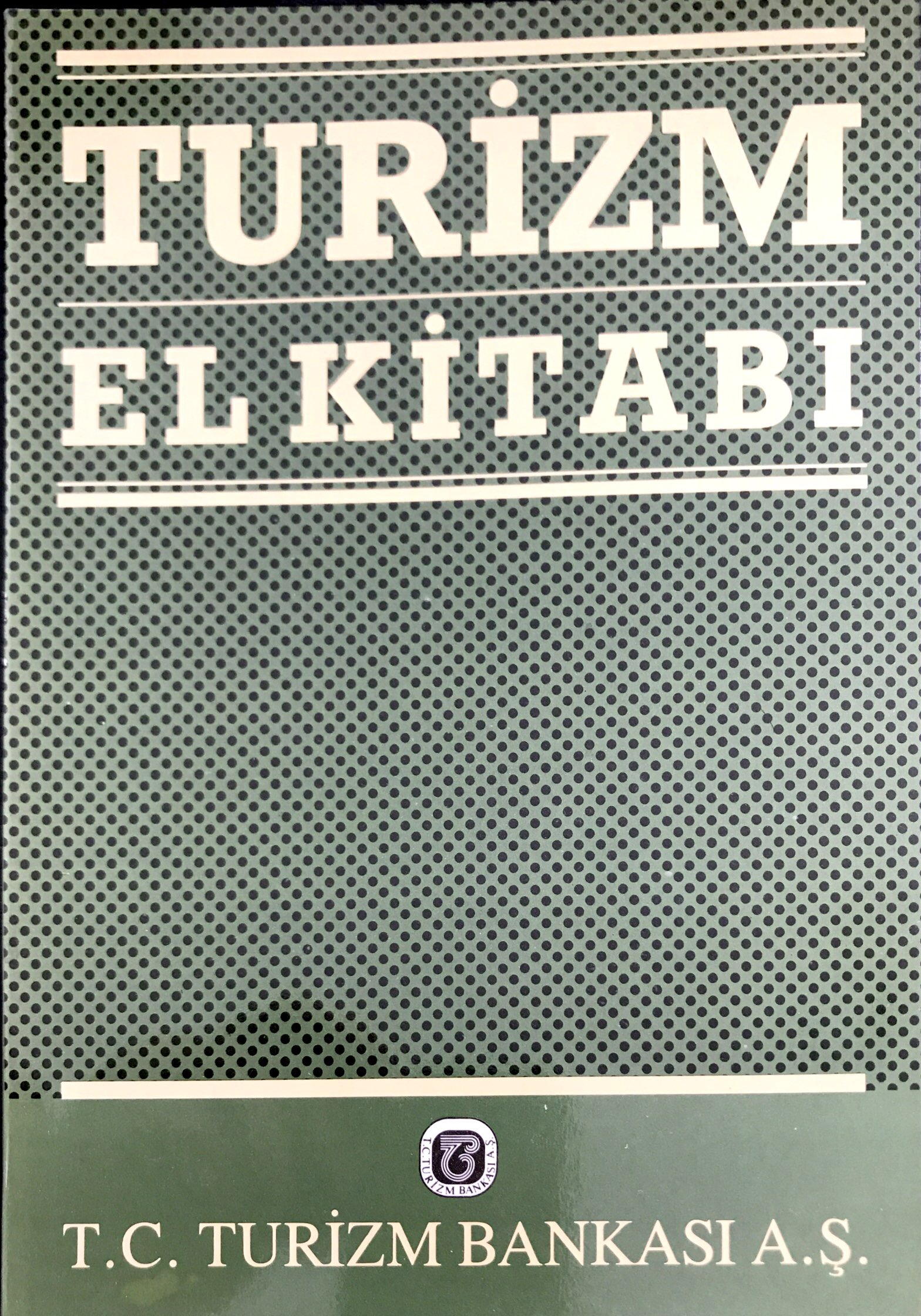 Turizm El Kitabı Kitap Kapağı